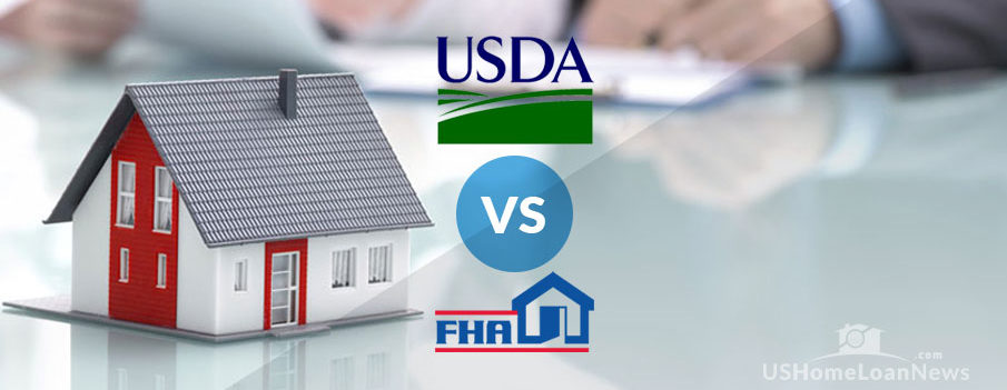 USDA Loans Vs FHA Loan for the First-Time Home Buyer USDA Loan and FHA Loan