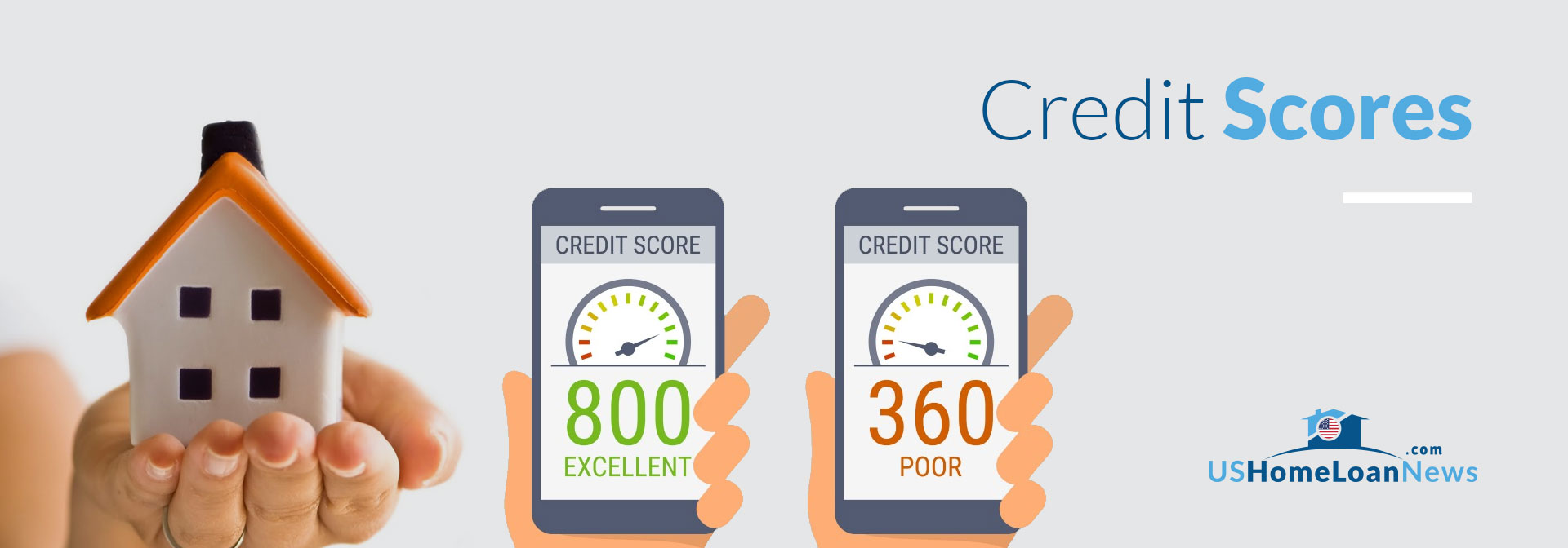 Good Credit Score? bad credit scores for home loan news