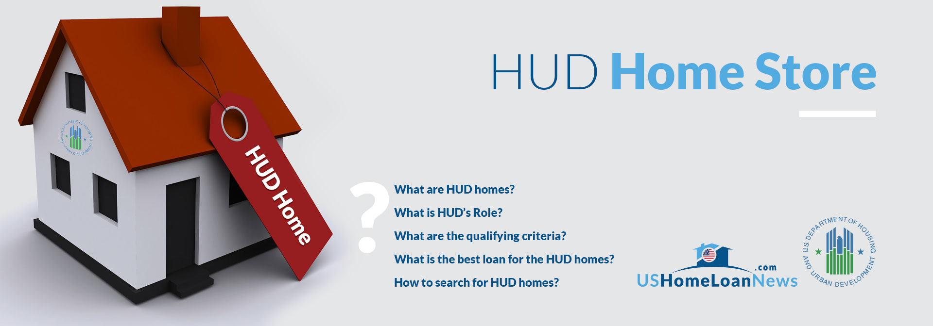 HUD Home Store - Is a HUD Home Right for You Find the best HUD Options on US Home Loan News